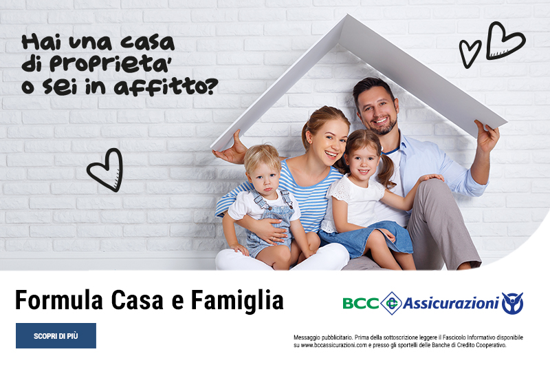 Formula Casa e Famiglia